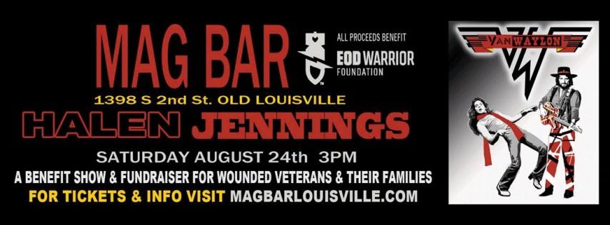 Halen Jennings - A Music Festival benefitting the EOD Warrior Foundation