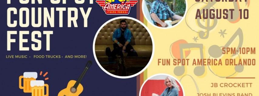 Fun Spot Country Fest