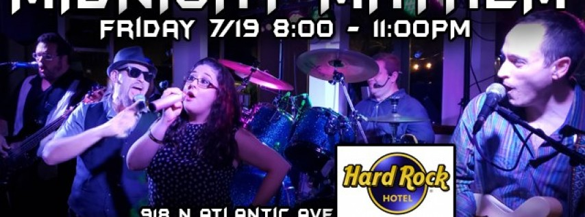 Midnight Mayhem at Hard Rock Daytona