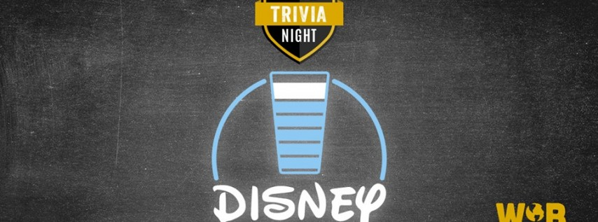 Disney Themed Trivia