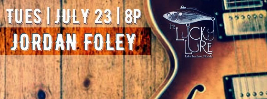 Oskar Bluesday Tuesday w/ Jordan Foley
