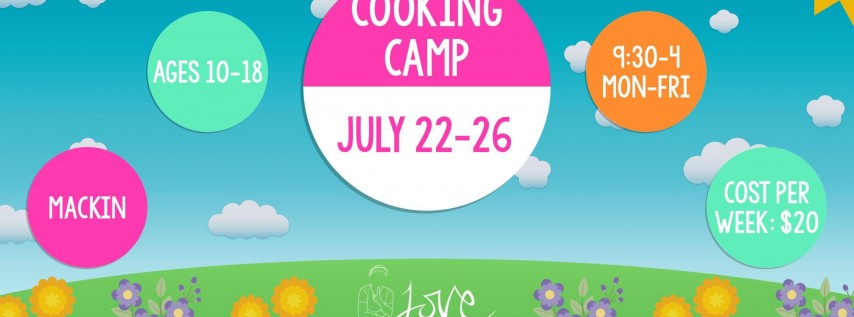 Cooking Camp at Love CIty