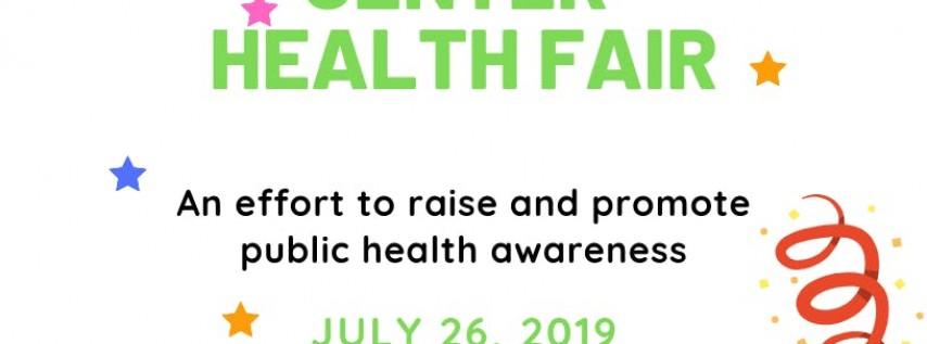 Summer Kick Off Health Fair
