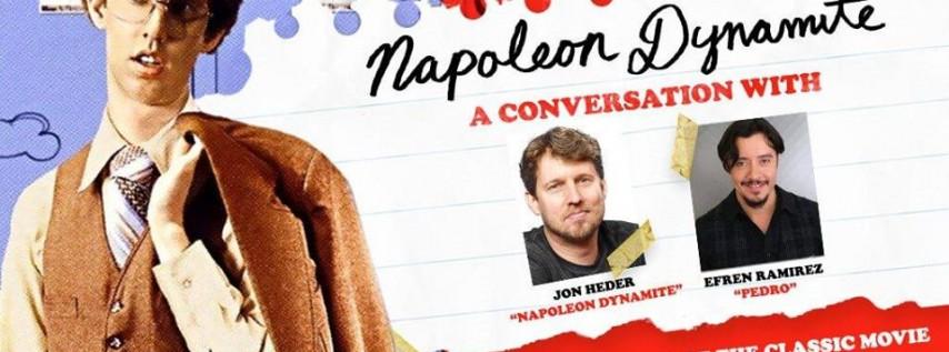Napoleon Dynamite: A Conversation w/ Jon Heder and Efren Ramierz