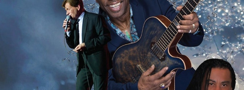 Norman Brown's Joyous Christmas w. Bobby Caldwell & Marion Meadows (8:30 show) a