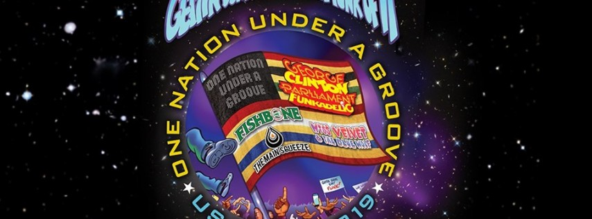 George Clinton: One Nation Under a Groove