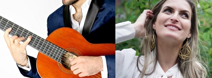 Daniela Soledade with the Nate Najar Trio Album Release Concert