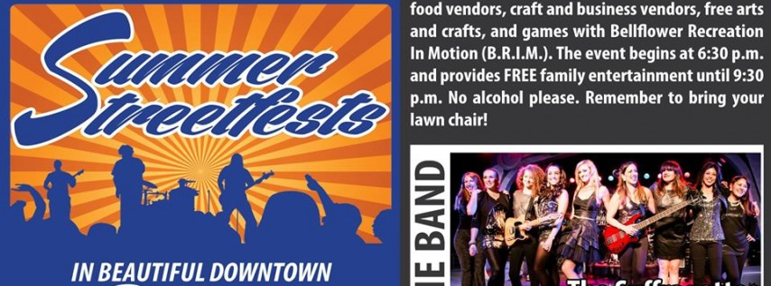 Summer Streetfest - July 25, 2019