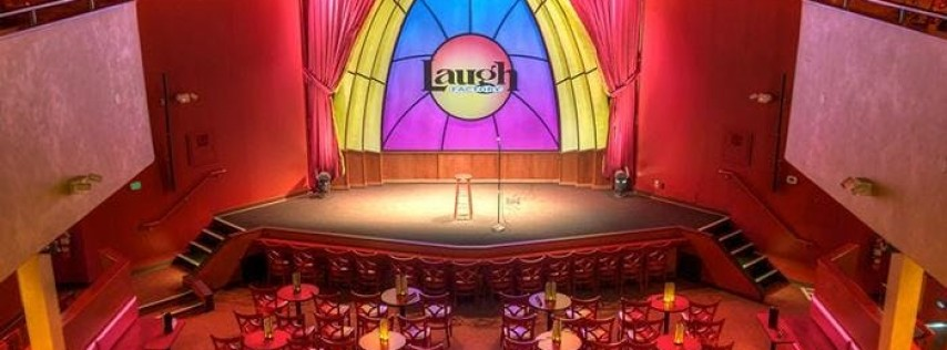 TUESDAY NIGHT STANDUP COMEDY LAUGH FACTORY CHICAGO