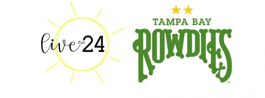 Tampa Bay Rowdies Live for 24 Night