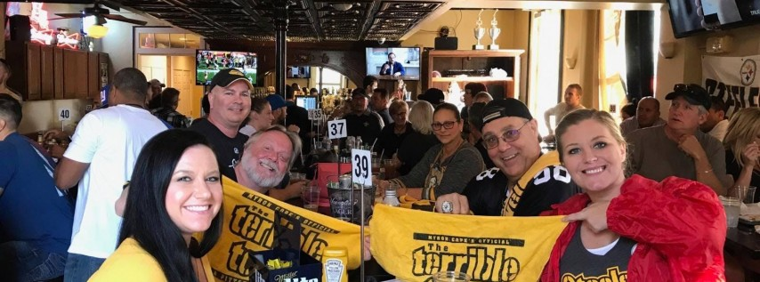 Pittsburgh Steelers Nation New Orleans French Quarter Watch Party