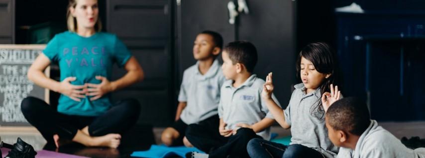 Kick-Off: Trauma Informed Yoga & Mindfulness for Educators