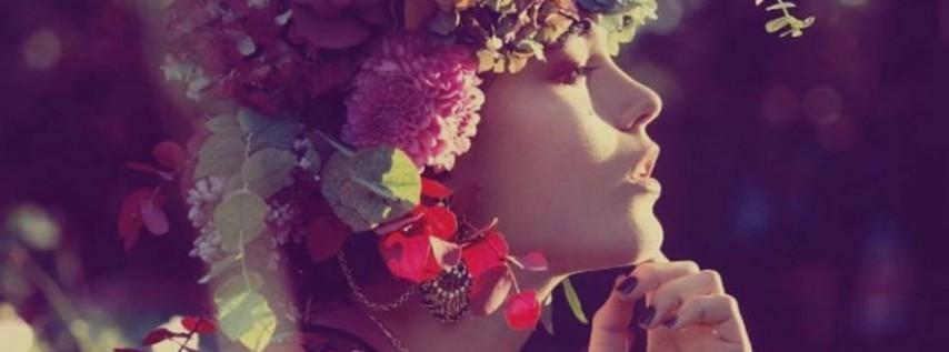 Petals, Pours and Pix a Flower Crown Workshop & Photoshoot