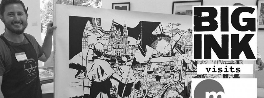 BIG INK at Morean Arts Center