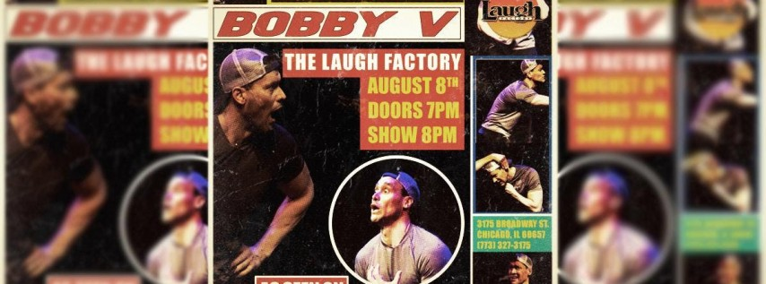 Bobby V's Tell All Fitness Training Comedy Show