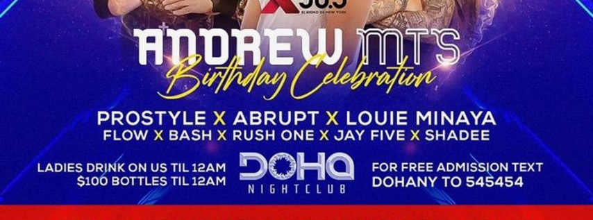 COLOMBIAN INDEPENDENCE PARTY @ DOHANIGHTCLUB W/POWER105 PROSTYLE