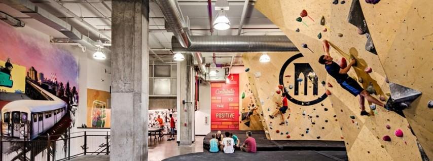 Members Only Climb + Hang