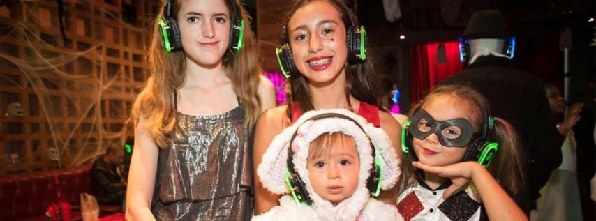 Kids Halloween Silent Disco!