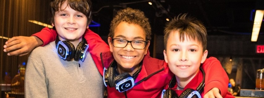 Kids Silent Disco and Parents Bottomless Brunch Party