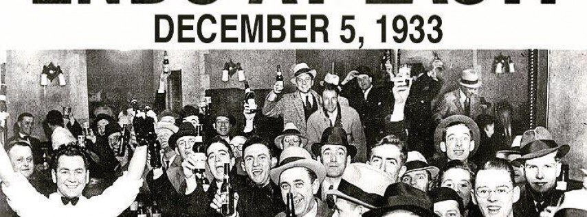 Celebrate the end of Prohibition