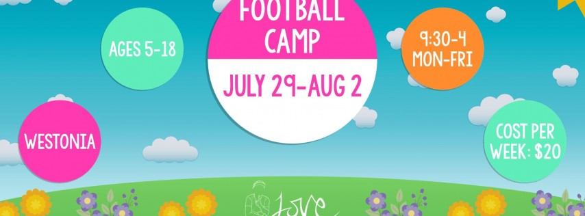 Football Camp at Love City
