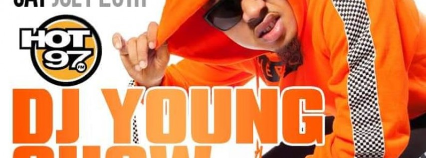 DJ YOUNG CHOW | SAT July 20 @ STATS
