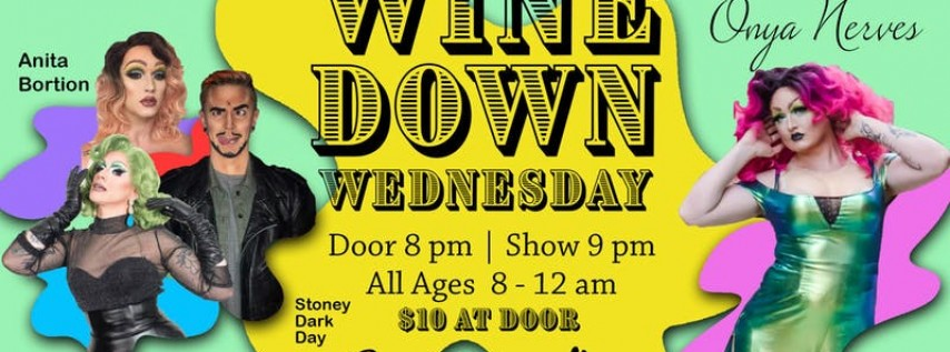 Wine Down Wednesday - July 24th