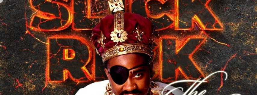 SLICK RICK | LEGENDARY NIGHTS | FRI JULY 26 @ STATS