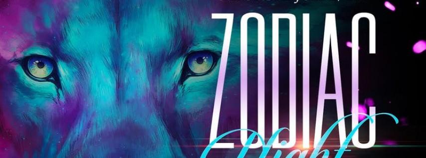 Zodiac night at Lit Lounge! All Leos free! Leo celebration