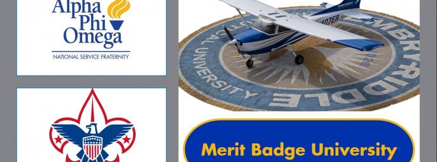 Alpha Phi Omega - ERAU Merit Badge University