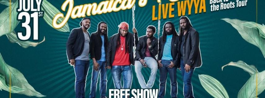LIVE WYYA: Jamaica's #1 Band