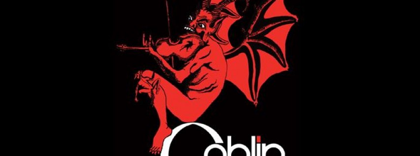 Goblin with special guests GIGAN and The Lion's Daughter