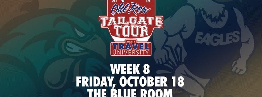 2019 Old Row Tailgate Tour built by Travel U | Statesboro, GA