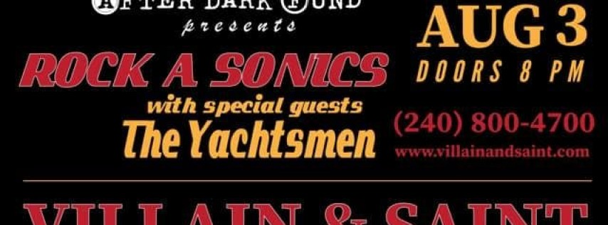 Rock-a-sonics and The Yachtsmen