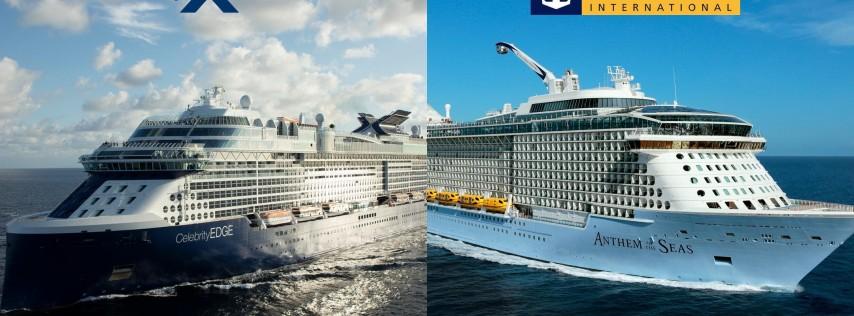 Spotlight on Travel: One of the Family—Royal Caribbean & Celebrity Cruises