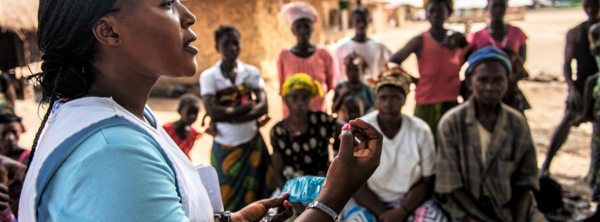 Doctors Without Borders Recruitment Info Session - Louisville, KY