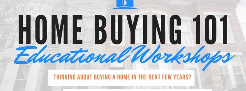 Home Buying 101 Seminar (July 20, 2019)