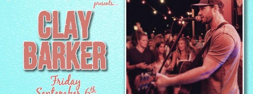Clay Barker | The Blue Room (Statesboro, GA)