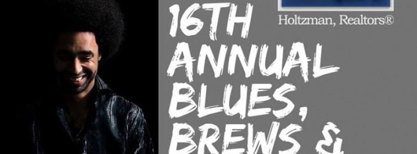 16th Annual Blues, Brews & BBQ