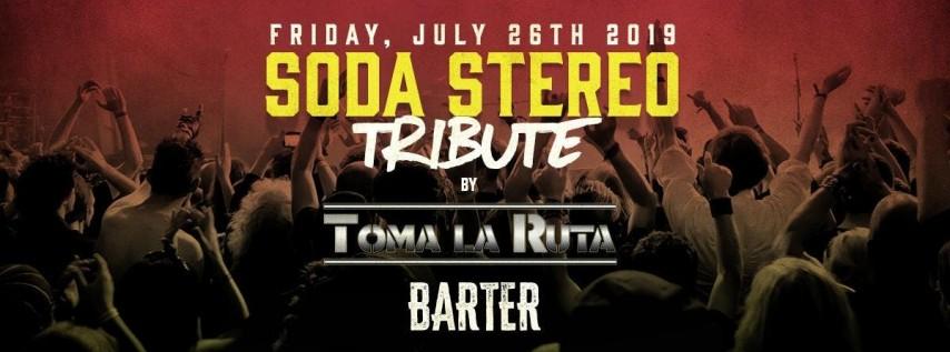 Soda Stereo Tribute by Toma La Ruta
