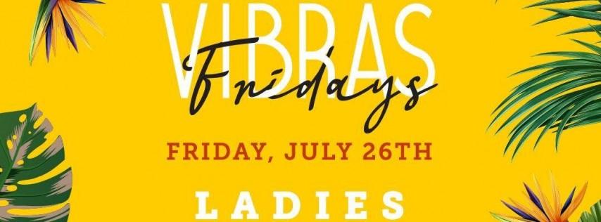 Vibras Fridays at The Deck Wynwood
