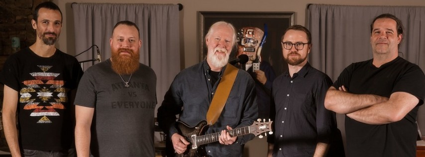 Jimmy Herring and The 5 of 7 at Georgia Theatre