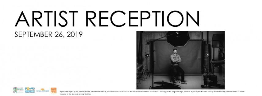 Artist Reception - Ian Witlen