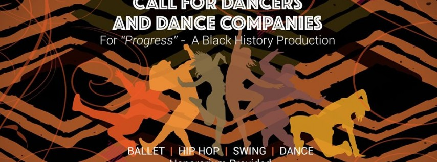 Call for Dancers & Dance Companies