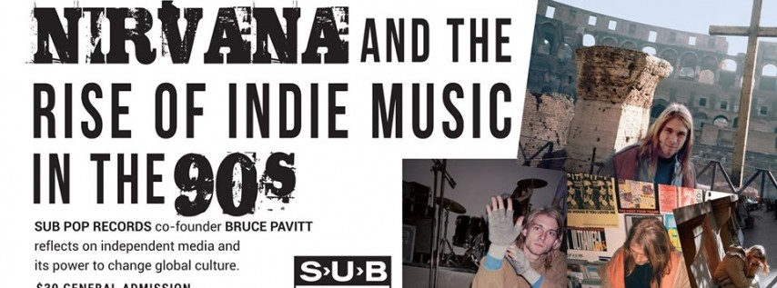 Nirvana and Rise of Indie Music in the 90s
