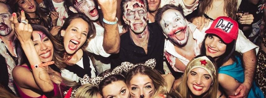 Halloween Bar Crawl on King Street (with $1,000 costume contest)