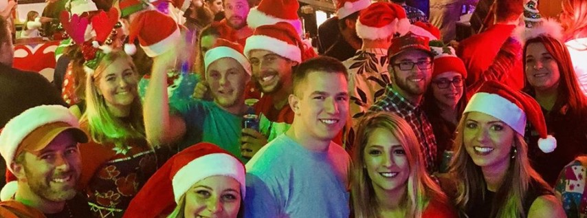 3rd Annual Christmas on King (& all other December Holidays too!)Bar Crawl
