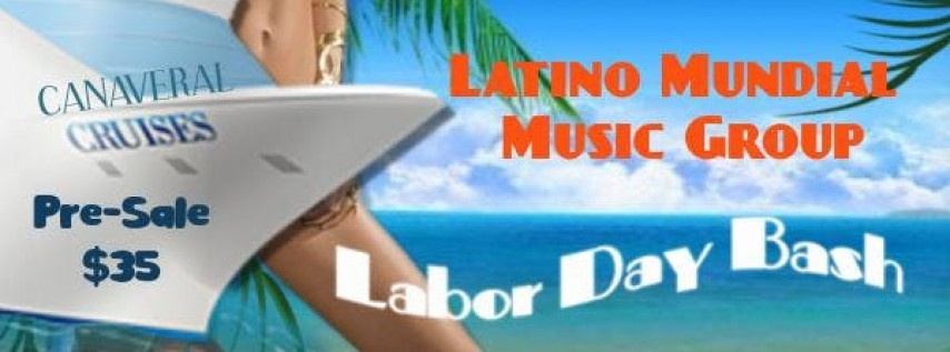 Latino Mundial Music Labor Day Bash