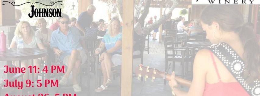 Paige Johnson LIVE at Duplin Winery