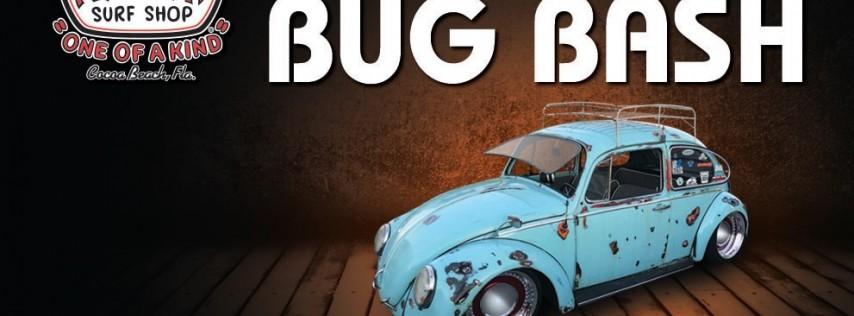 6th Annual Ron Jon Bug Bash - Classic VW Display